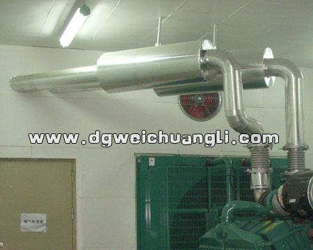 柴油发电机组机房设计